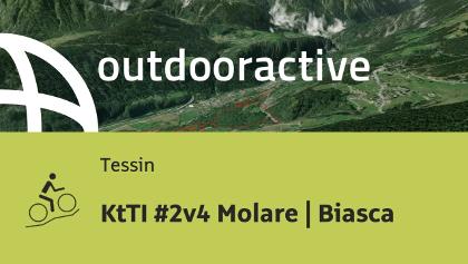 Mountainbike-tour im Tessin: KtTI #2v4 Molare | Biasca