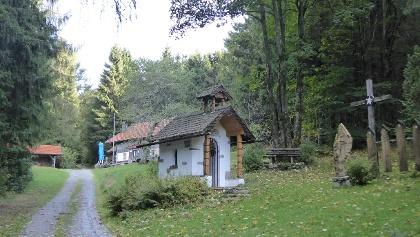 Alpenverein Hochwaldhütte