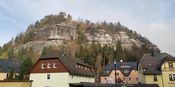 Felsen von Oybin