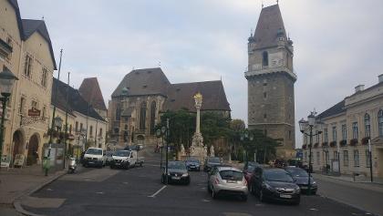 Perchtoldsdorf - Marktplatz