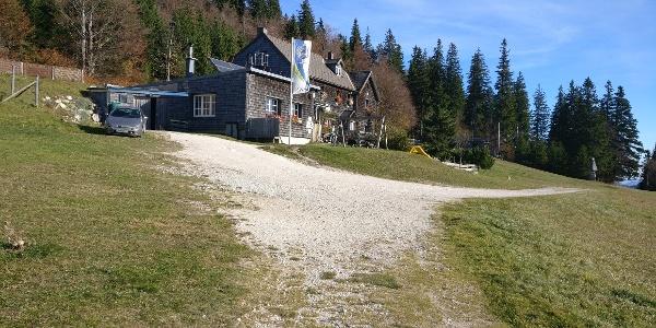 Unterberg-Schutzhaus
