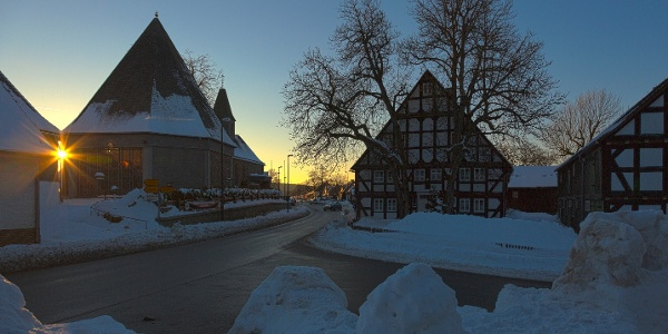 Winter in Küstelberg