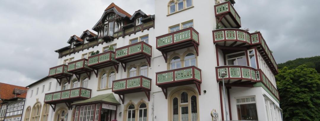 Altes Hotel in Bad Salzdetfurth