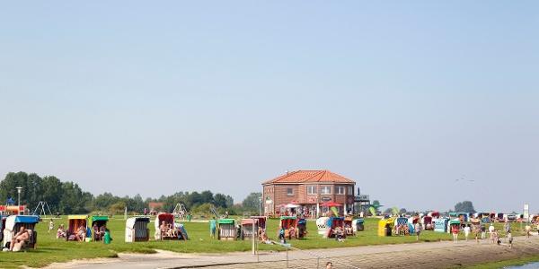 Strandpromenade Horumersiel