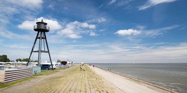 Strandpromenade Schillig