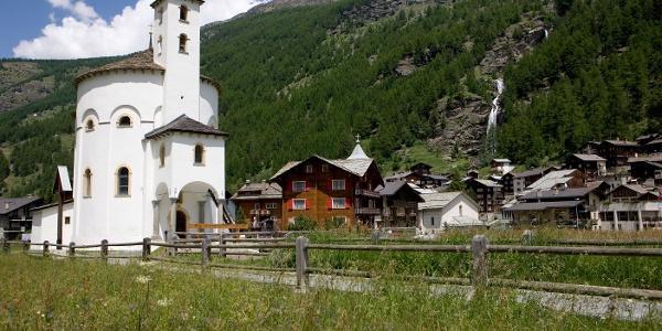 Eglise de Saas-Balen