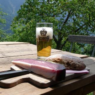 schon dafür lohnt sich die Alpenüberquerung