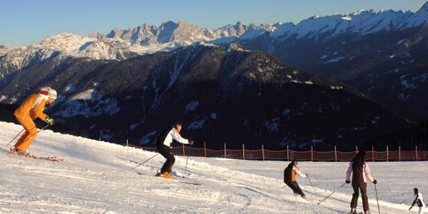 Skiarea Pampeago-Predazzo-Obereggen, 48 chilometri di piste impeccabili