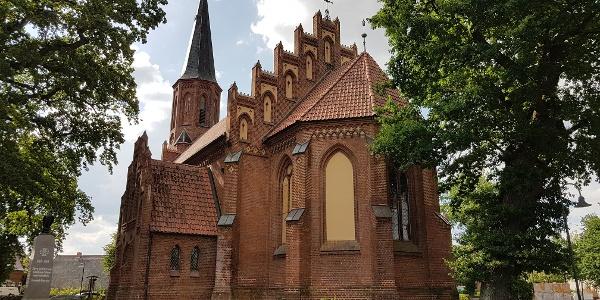 Kirche Banzkow