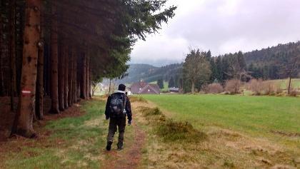 Am Weg nach Althütten