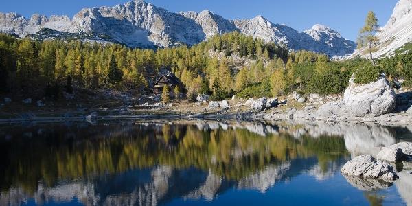 die Triglav Seen