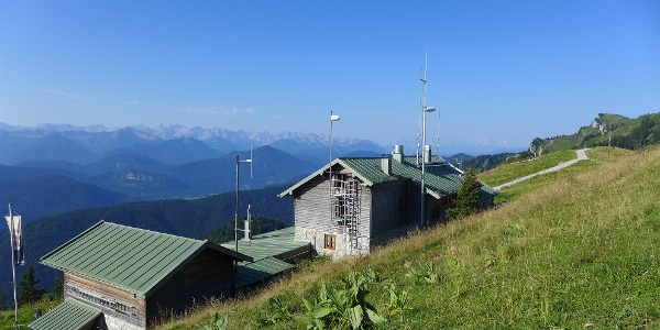 Brauneck Gipfelhaus