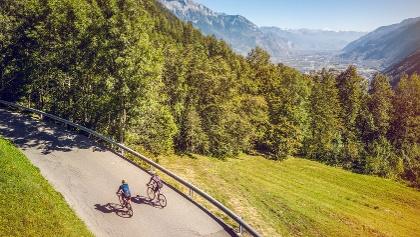Road cycling, Petite Forclaz