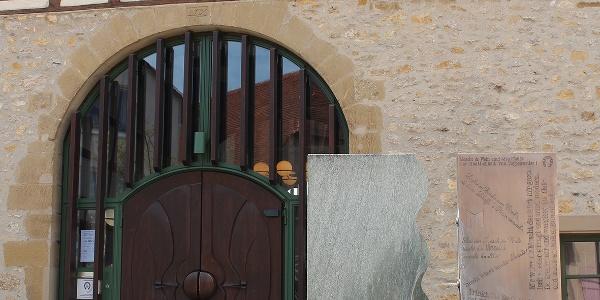 Apfelbrunnen, Zehntscheuer