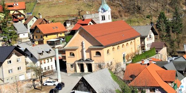 Cerkev sv. Lenarta