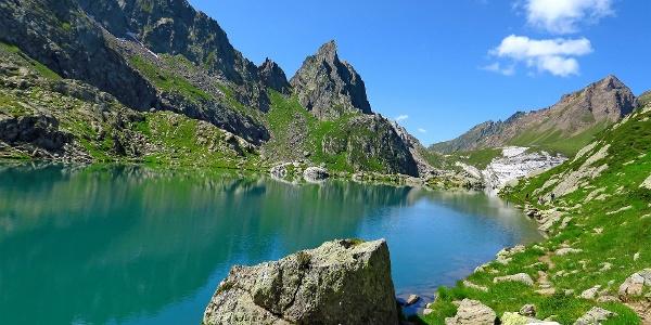 Lago di Leìt.