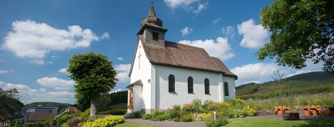 Kapelle St. Antonius Einsiedler in Oberrarbach