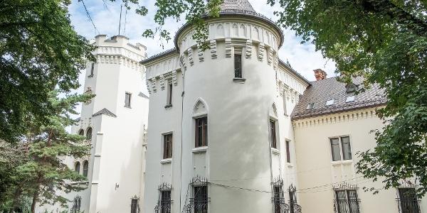 A nagykárolyi Károlyi-kastély