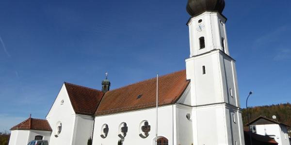 Kirche in Saulburg