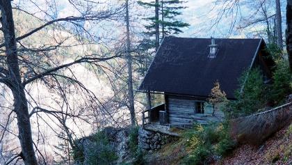 1170m Fuchsgabel-Jagdhütte