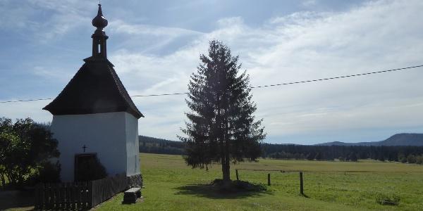 Kapelle bei Sindlov