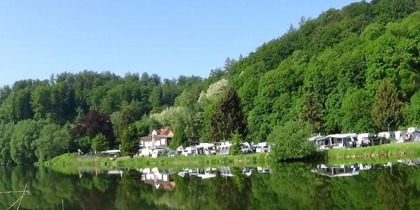 Spiegelburg Camping und Gasthaus