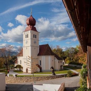 Pfarrkirche Puch | Orgelwandern