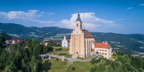 Wallfahrtskirche Pöllauberg mit Annakirche