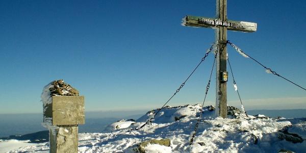 Gipfelkreuz - Speikkogel