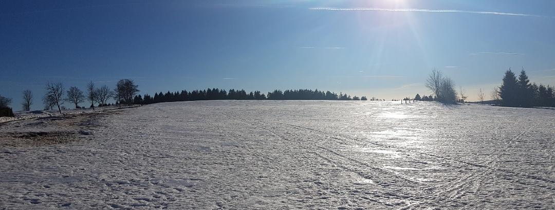 Schönheide im Winter