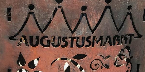 Augustusmarkt in der Neustadt