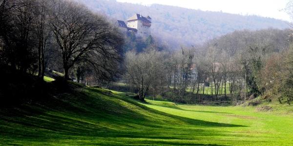 Schloss Rotberg: jetzt eine Herberge