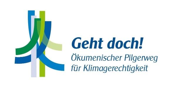 Logo: Ecumenical Pilgrimage for Climate Justice