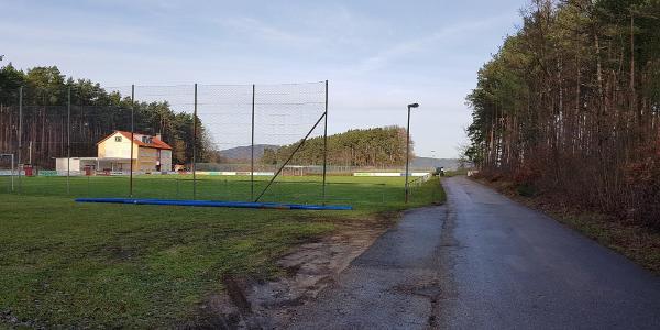 Start in Weißenbrunn