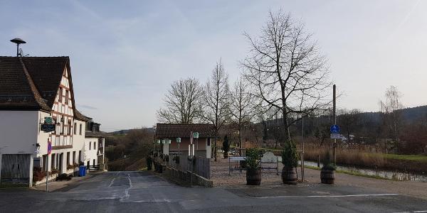 Start in Schwarzenbach