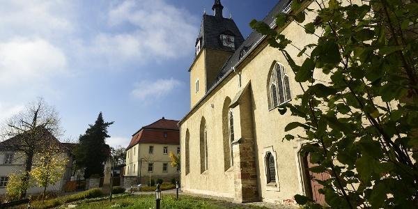 Kirche Münchenbernsdorf