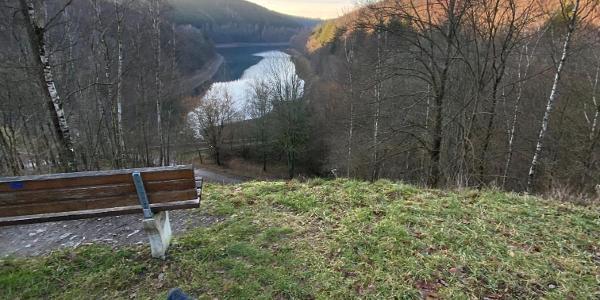 Obernau Talsperre