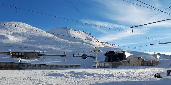 Talstation Schneehüenerstock