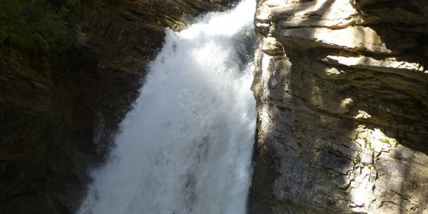 Lower Johnston Falls