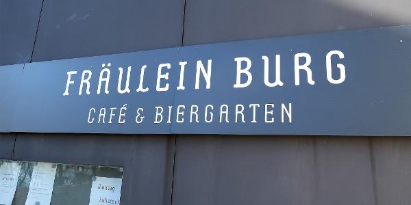 Fräulein Burg.