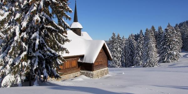 Br. Klausenkapelle auf der Holzegg