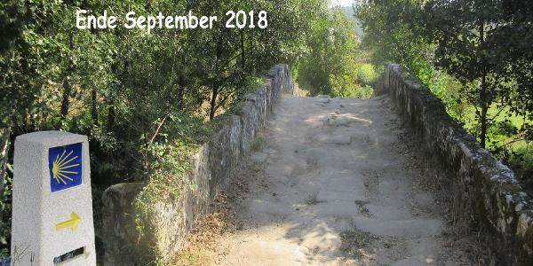 2018 Camino Portugues
