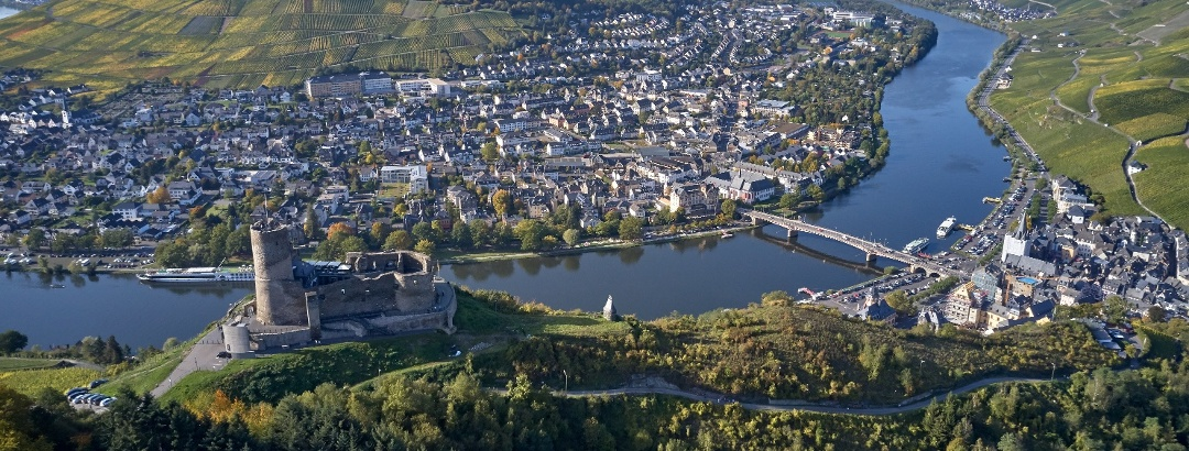 Bernkastel-Kues on the Moselle