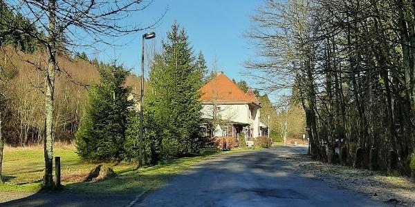 Der Alter Bahnhof von Altenau