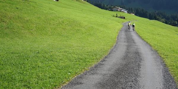 Rennradfahren im Bregenzerwald