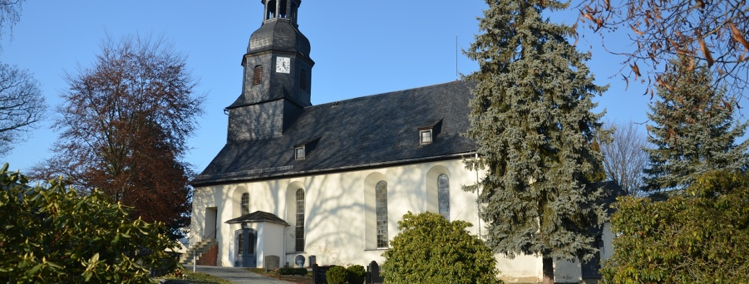 Martinskirche Caselwitz bei Greiz