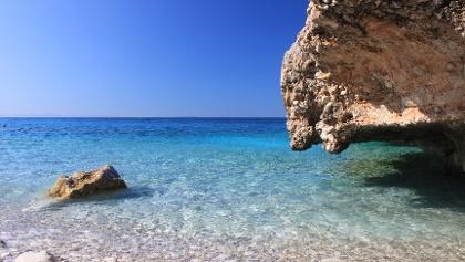 Dreamlike beaches in Albania