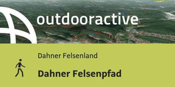 Wanderung im Dahner Felsenland: Dahner Felsenpfad