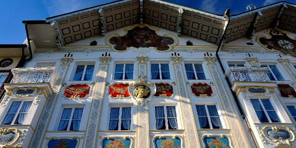 Hausfassade des Stadtmuseums