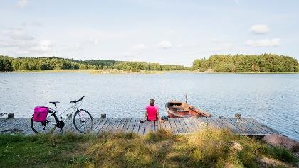 Cycling the Archipelago Trail
